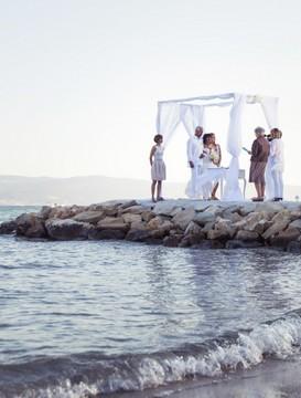 svatba pláž Omiš