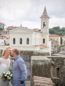 svatba v Římě, Civitella