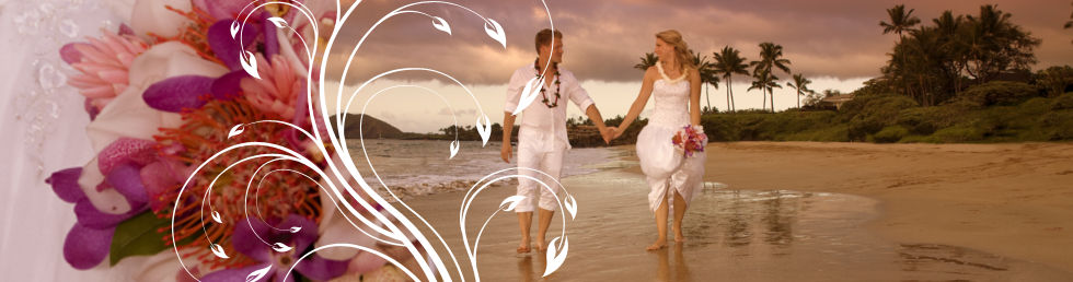 svatba v exotice