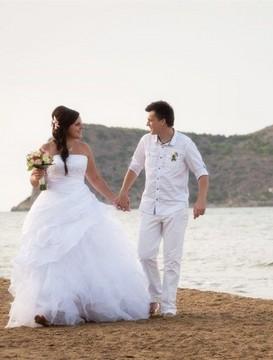 Kréta - svatební balíček č. 1