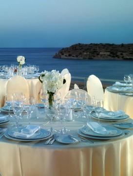 svatební balíček pláže Agios Nikolas a Elounda na Krétě