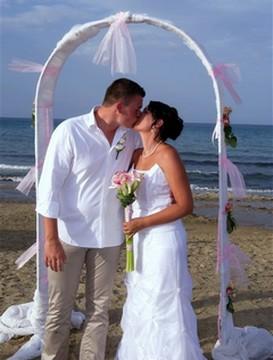svatební balíček pláže severní Kréty a Heraklion
