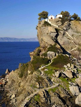Skopelos - svatební balíček č. 2