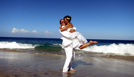 svatba na Bali cena