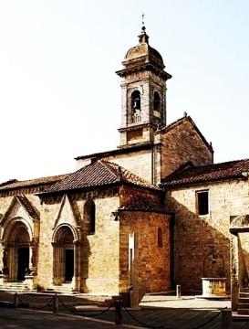 svatba v Toskánsku Santa Collina