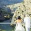 svatba na pláži, Omiš
