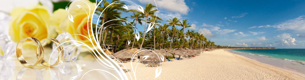svatba v Dominikáně Bavaro Princess