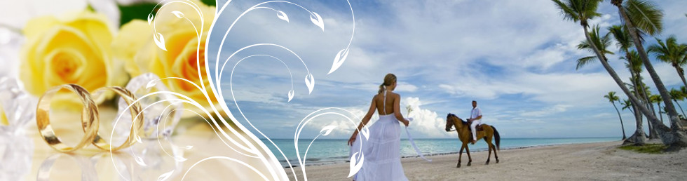 Svatba Dominikánská republika