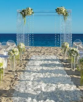 svatba v Now Lorimar Punta Cana