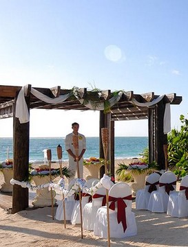 Svatba v Princess Punta Cana