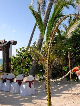 svatba Punta Cana Princess Dominikána