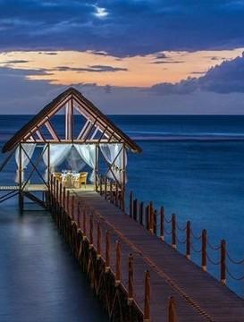 svatba na pláži svatební balíček Marriott Le Méridien 4*+ Mauricius