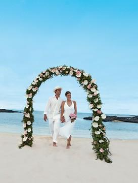 svatební balíček Long Beach Golf & Spa Resort 5* Mauricius
