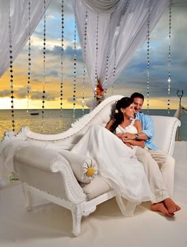 svatební balíček Maradiva Villas Resorts & Spa Mauritius 6****** Mauricius