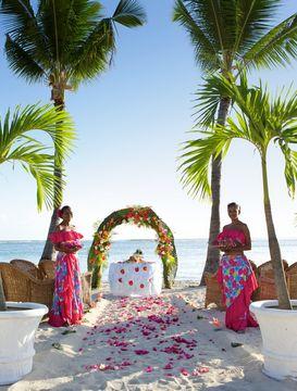 svatební balíček Sugar Beach Resort 5* Mauricius