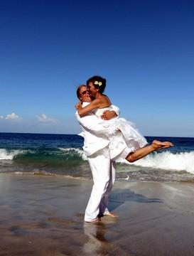 svatební balíček Romance pro symbolickou svatbu na Bali
