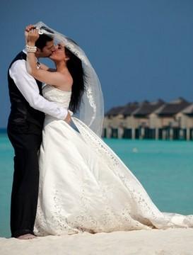 svatba na Maledivách, svatební balíček Iru Fushi