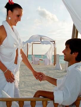 svatba na Maledivách, svatební balíček Olhuveli