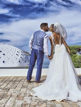 Rhodos - svatební balíček Kalithea Spa